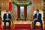 Thủ tướng Nguyễn Tấn Dũng: Việt Nam - Trung Quốc cần kiểm soát tốt tình hình trên biển
