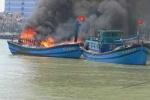 Khẩn trương điều tra vụ cháy tàu trên Vịnh Hạ Long