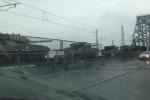 Đoàn xe tăng Trung Quốc chạy rầm rập trên đường phố Nga: Chuyện gì đang xảy ra?