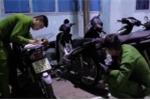 Bắt băng nhóm bụi đời chuyên trộm xe máy liên tỉnh