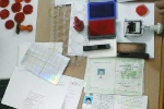 Bắt đối tượng làm giả con dấu, tài liệu của CATP Hà Nội
