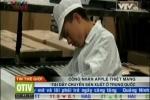 Video: Công nhân Apple chết khi đang sản xuất iPhone