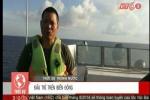 Video: Tàu chấp pháp Việt Nam phát cảnh báo tới phía Trung Quốc bằng 3 thứ tiếng