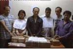 Bắt vụ vận chuyển 92 bánh heroin chấn động Hà Tĩnh