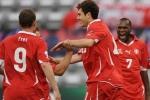 Kết thúc bảng A U21 Châu Âu: Thụy Sĩ, Belarus đi tiếp