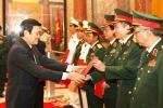 Làm tướng phải: Trí - Dũng - Nhân - Tín - Liêm - Trung