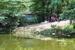 Xác người nổi dưới hồ đá làng đại học quốc gia TP.HCM