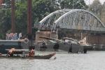 Vụ cầu Ghềnh bị đâm sập: Khởi tố, bắt tạm giam chủ tàu và lái tàu