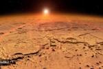 Sao Hỏa từng có rất nhiều nước?