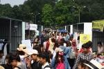 Phạt 25 triệu đồng, giải tán hội chợ container 'khủng' tại Hà Nội