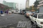 Bão số 3 chuẩn bị đổ bộ, Đà Nẵng mưa ngập, cây đổ khắp đường