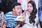 Hot girl Sam tình cảm đút cơm cho trai đẹp 'Chuyện tình Bangkok'