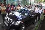 Tài xế đột tử khi đang lái ôtô ở Sài Gòn