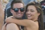 Miranda Kerr công khai hôn tỷ phú trẻ nhất thế giới
