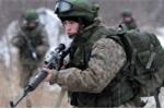 Trang phục bộ binh Nga có thể kết nối máy bay không người lái