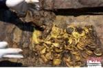 Bí ẩn trong ngôi mộ 2.000 năm tuổi với vô vàn vàng thỏi