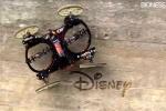 Video: Disney hé lộ siêu phẩm robot leo tường nhanh hơn Spiderman