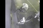 Trộm bẻ khoá xe máy trong vài giây
