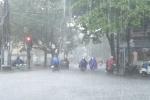 Miền Bắc mưa dông, xuất hiện thời tiết cực đoan
