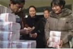 Vì sao nông dân Trung Quốc chia nhau 'núi' tiền Tết?
