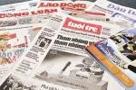 Không cấm nhà báo viết trái ý cơ quan trên mạng xã hội