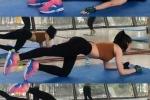 Các bài tập gym giúp tăng 7cm vòng ba