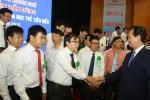 Thủ tướng gặp mặt các nhà khoa học trẻ tiêu biểu 2015