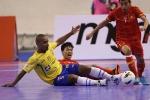 Hạ Brazil, Futsal Việt Nam đã đủ lên tầm thế giới?