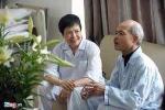NS Hán Văn Tình nói về cách chữa bệnh giẫm đạp
