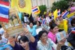 Quốc vương Thái Lan ra viện sau 4 năm điều trị