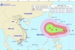 Cảnh báo cơn bão Koppu gây gió mạnh trên biển Đông