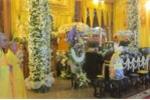 Hàng ngàn người viếng Đại lão hòa thượng Thích Trí Tịnh