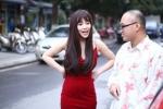 Linh Miu đỏng đảnh trong serie phim sitcom 'E khó'