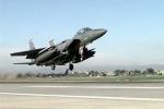 Mỹ bất ngờ rút 12 máy bay tiêm kích F-15 khỏi Thổ Nhĩ Kỳ