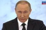 Tổng thống Putin: Thổ bắn hạ máy bay Nga là hành động của 'kẻ thù địch'