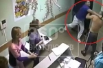 Clip: Sàm sỡ nữ y tá, bệnh nhân bị bác sĩ đánh tử vong