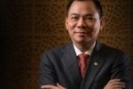 Ông chủ Vingroup hai năm liền vào danh sách tỷ phú