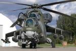 Trực thăng Nga lao vào núi, 3 phi công thiệt mạng