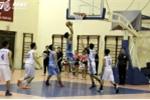 Không khí sôi động ở giải bóng rổ lớn nhất TP.HCM