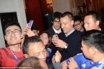 John Terry gây sốt tại Trung Quốc