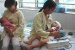 BV Nhi TW: 129 trẻ bị viêm não vi rút đến điều trị