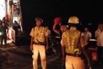 'Ngáo đá' nhục mạ, rút dao tấn công CSGT