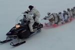Clip: Xem binh đoàn Chechnya của Nga tập trận rầm rộ ở Bắc Cực