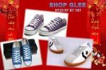 Shop Glee giảm giá 50% giày Converse