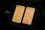 iPhone 5S chạm vàng, đính kim cương giá 180 triệu ở VN