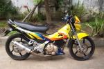 Xe Raider mới đi đã bị gỉ: Suzuki Việt Nam nói gì?