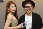 Tố Ny sexy bên 'người yêu tin đồn' Vicky Nhung
