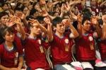 Nhiều hoạt động bổ ích tại Hội trại tập huấn Thanh niên Phật tử toàn quốc