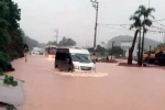 Quảng Ninh ngập úng nặng, nhiều tuyến đường bị phong tỏa