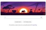 Ngày Trái đất, Google chạy hàng loạt doodle điểm nóng môi trường
